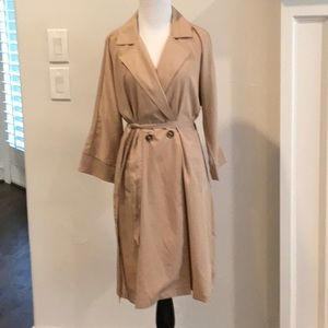 NWT Forever21 trench coat/dress